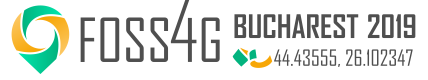 FOSS4G 2019 Bucharest